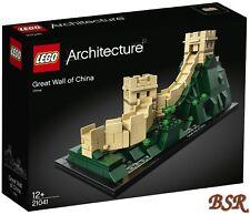 VORVERKAUF LEGO® Architecture: 21041 Die Chinesische Mauer 0.-€ Versand NEU OVP