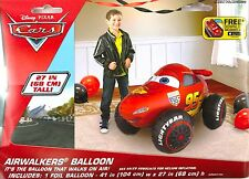 "New Disney Pixar Cars 3 Airwalker 41"" Birthday Party Jumbo Balloon Decoration"