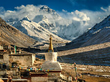 TIBETAN MONASTERY BUDDHIST CHANTING & HORNS CD, NATURAL SOUNDS, MEDITATATION,