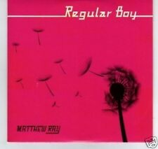 (C810) Matthew Ray, Regular Boy - new CD