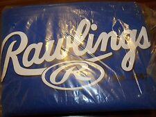 Rawlings Baseball Bat Softball Player Equipment Bag Royal Blue New In Package