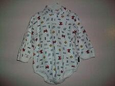 Boys Size 12 Months Carter's 100% Cotton Turtleneck One-Piece