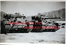 CD 1950s PHOTO ALBUM REME / 7th QUEENS OWN HUSSARS  TANKS GERMANY HONG KONG