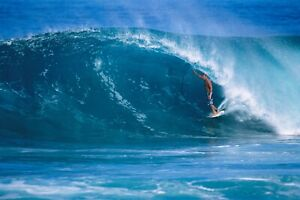 """Andy Irons 12x18"""" Photo Print at Backdoor from 2005 Winter"""