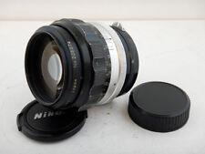 Nikon 85mm f1.8 Nikkor-H AUTO Ottime Condizioni Excellent Condition F FM FM2 F3a