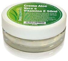 Crema all'Aloe Vera e Vitamina E 50 + 50 (100) ml - S160
