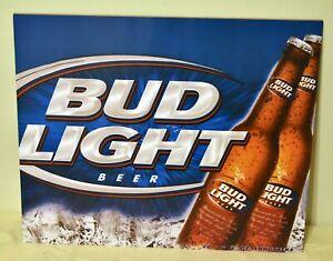 BUDWEISER Bud Light Beer 16x20 Poster