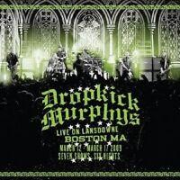"DROPKICK MURPHYS ""LIVE ON LANSDOWNE, BOSTON MA"" CD+DVD"