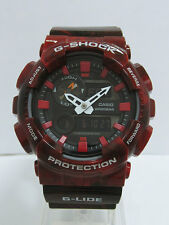 Casio G-shock Gax-100mb-4a G-lide Series Men Watch