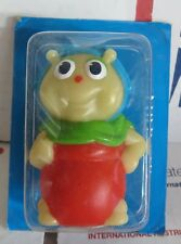 Playskool Glo Friends Shuttlebug Mint in PACKAGE RARE Worm Dragonfly Pilot 1986