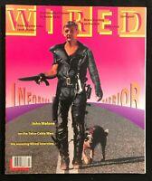 WIRED MAGAZINE - July 1994 - JOHN MALONE INTERVIEW / NSA / Cracking Wall Street