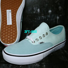 VANS AUTHENTIC PRO AQUA HAZE SOOTHING SEA MEN'S SKATE SHOES S9B248.168