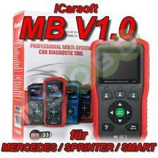 iCarsoft MB v1.0 Profi Diagnose Scanner für Smart Sprinter Mercedes ink Service