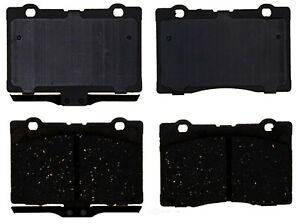 Disc Brake Pad Set fits 2005-2012 Acura RL  ACDELCO ADVANTAGE