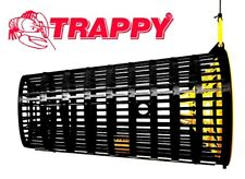TRAPPY XL® Reuse Krebsreuse Krebskorb + Futterkorb Made in Sweden Crayfish Trap