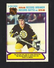 1980-81 OPC RAY BOURQUE #2 RB EX (REF 5114)