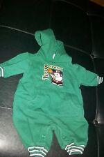 Miniwear One Piece Boys Romper Sport  0/3 mos