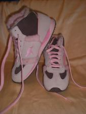 Kangaroos Roocicle Brown / Pink High Top Sneakers Women's Casual Shoes US 10 USE