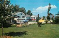 Nashville Indiana~1950s Cars @ Singing Pines Motel~M/M Netherland Owners