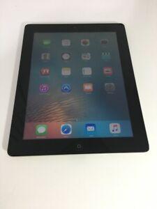 Apple iPad 3rd Gen 16GB, Wi-Fi, 9.7in - Black #862