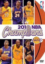 2010 NBA Champions los Angeles Lakers Baloncesto DVD