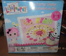 Lalaloopsy Tea Party Game/Ages 5 plus/Sew magical Sew cute
