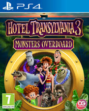 PlayStation 4 Hotel Transylvania 3 Monsters Overboard VideoGames
