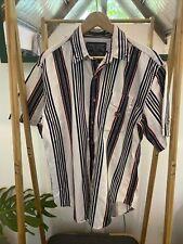 Striped Vintage Shirt - Coliseum Size M