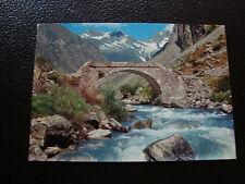 FRANCE - carte postale 1974 le valgaudemar (le pont du casset) (cy68) french