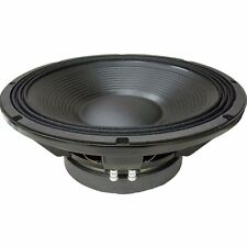 "BEYMA 15p1000fe v2 15"" Bass Loudspeaker driver 8 Ohm 1000w/2000w 40 - 2000hz 98db"