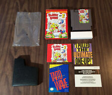 Bubble Bobble Part 2 II (Nintendo, NES) Complete in Box with Manual - Authentic