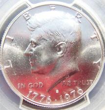 1976-S Kennedy Half- Silver PCGS MS67 Brilliant