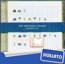"PAT METHENY GROUP "" IMAGINARY DAY "" CD SIGILLATO 1997 WARNER"