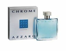 Chrome Azzaro Homme Men 3.3 3.4 oz 100 ML Eau De Toilette Spray Box Sealed