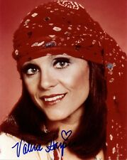 Amazing VALERIE HARPER In-person Signed Photo - RHODA