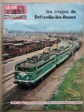LA VIE DU RAIL N°1157 DU 01 SEPTEMBRE 1968