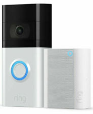 Ring Video Doorbell 3 with Chime Bundle - Works With Alexa (BRAND NEW)