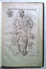 G. AUDRAN:Les proportions du corps humain, in-folio relié, 1785, illustré