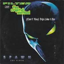 Filter And The Crystal Method - (Can't You) Trip Like I Do - CD (4 x Track)