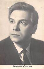 B8101 Actors Actors Cinema Russia Anatoli Cuznetov