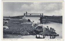 Ansichtskarten aus Schleswig-Holstein mit dem Thema Brücke