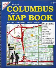 Greater Columbus, Ohio Street Atlas, by GMJ Maps, 5th Edition
