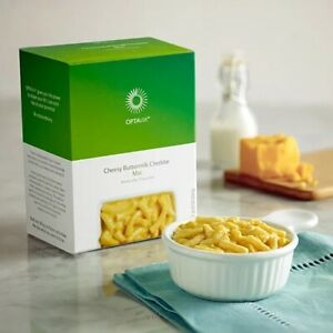 Optavia Cheesy Buttermilk Cheddar Mac ~ 3 Meals - Fast Shipment Not expired
