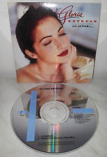 CD GLORIA ESTEFAN - SI SENOR - SINGLE 2 TRACKS