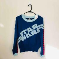 New w/ Tags STAR WARS Ugly Holiday Sweater Women's Juniors Size Small S