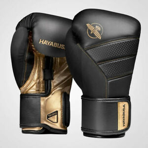 Hayabusa T3 Boxing Gloves Sparring Muay Thai Kickboxing MMA 10oz 12oz 14oz 16oz