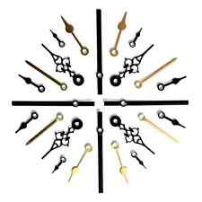 Replacement Quartz Metal Clock Hands For Clock Movements - Press Fit - Fix DIY