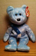 "Ty Beanie Baby Original ""1999 Holiday Teddy"" 1999 Retired"