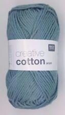 Filati verde gomitolo in cotone per hobby creativi