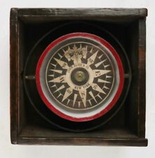 Dry Card Compass - John Bliss & Co, New York, 19th century